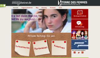 Zwangsheirat: Jugend- und Fachkräfteportal