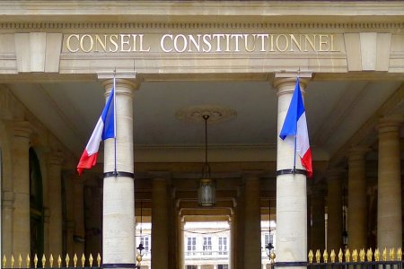 Conseil Constitutionnel, Paris.  Foto: © Mbzt / Creative Commons licence