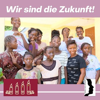 Aim Spendenaktion im Advent 2020
